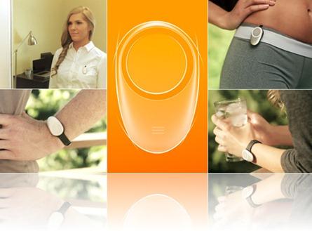 دستبند هوشمند violet