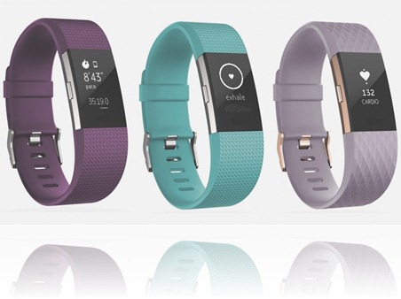Fitbit Charge گجت ردیاب تندرستی