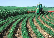 جی پی اس در کشاورزی