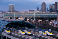 جی پی اس در راه آهن