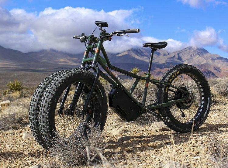 دوچرخه الکتریکی رنگو