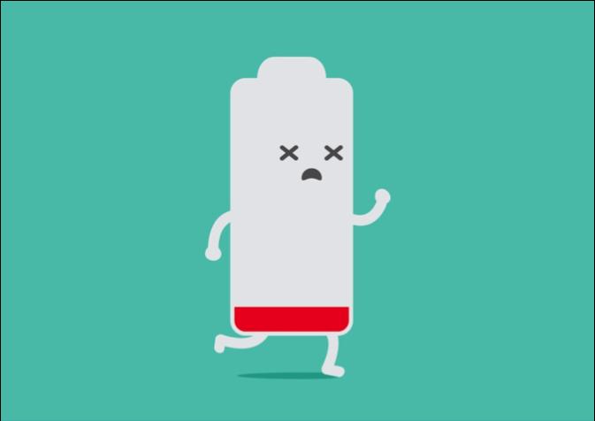روش شارژ کردن باتری