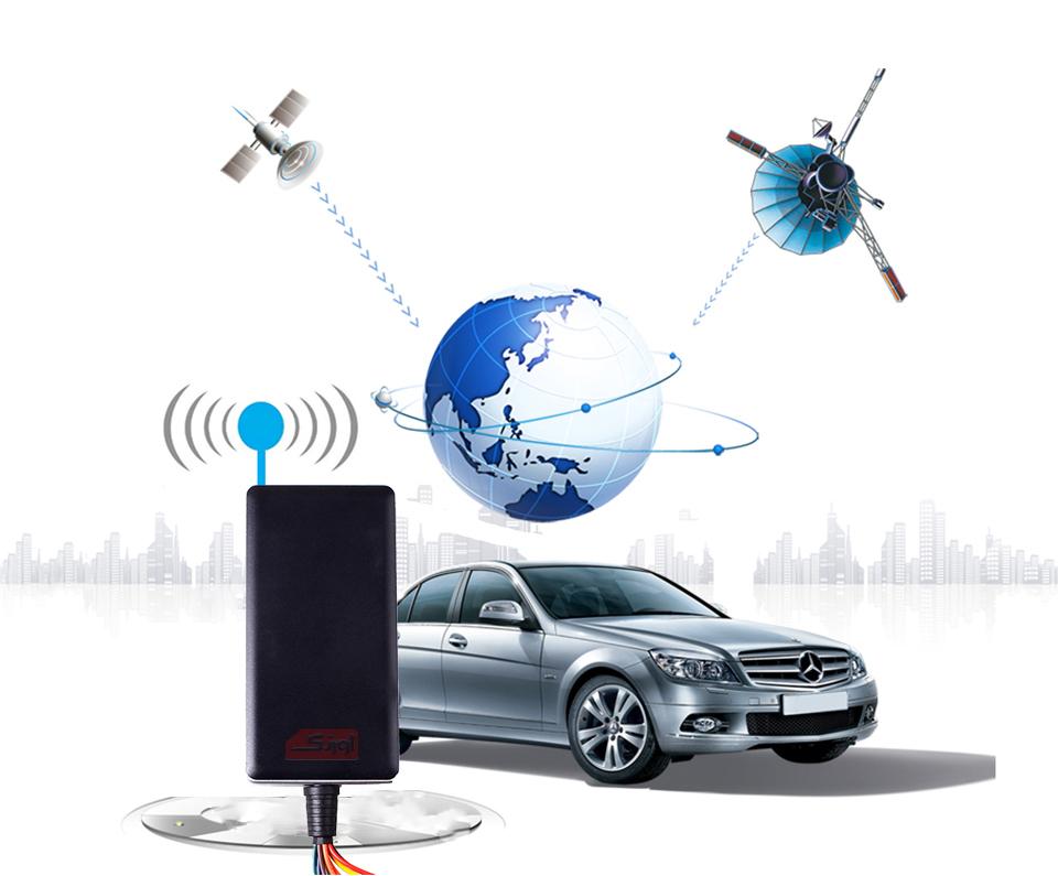 اتصال ردیاب خودرو به ماهواره های موقعیت یاب